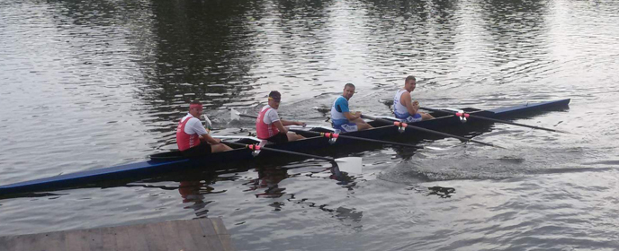 Rowing Boat 4X/4- / Quad-Four / Racing Shell,Rowing parts